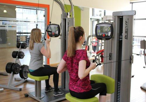Dr. WOLFF® Test-Zentrum und Präventionspark - eVital Fitness- und Gesundheitsstudio Premium-Club Irrel