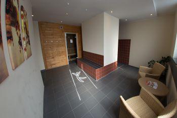 Entspannungs- und Saunabereich - eVital Fitness- und Gesundheitsstudio Premium-Club Irrel