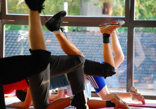 Kursbereich im Fitnessstudio - eVital Fitness- und Gesundheitsstudio Premium-Club Irrel