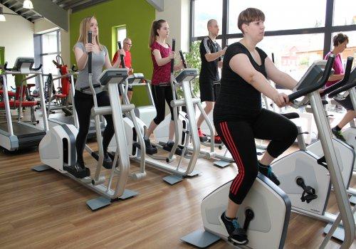 emotion Fitness® Ausdauergeräte - eVital Fitness- und Gesundheitsstudio Premium-Club Irrel