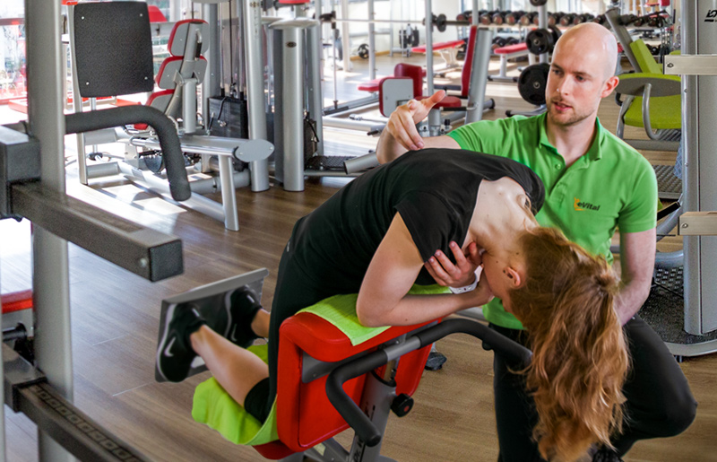 Rehasport | eVital Fitness- und Gesundheitsstudio Premium-Club Irrel